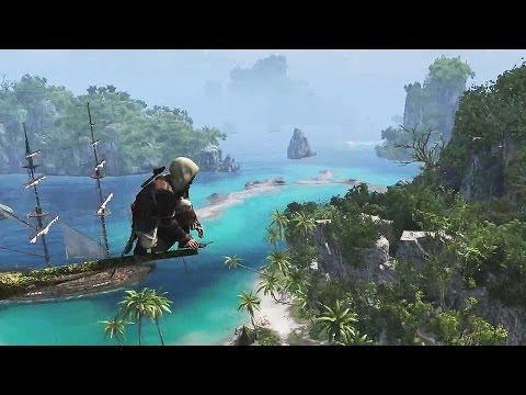 Assassin's Creed 4: Black Flag - Preview / Vorschau mit Open-World-Gameplay