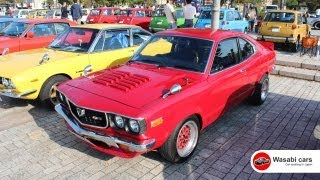 Wasabi Cars! Car spotting in Japan and Australia   Mazda RX3