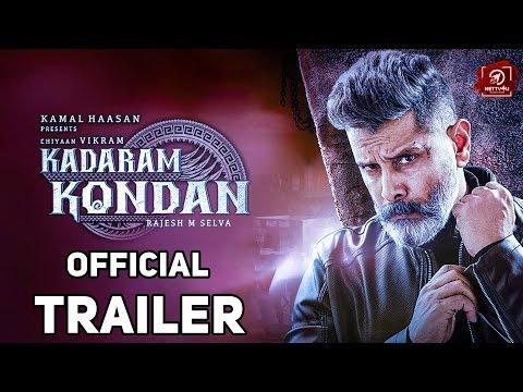 Kadaram Kondan Trailer And Release Update | Chiyaan Vikram | Rajesh M Selva | Ghibran | #Nettv4u