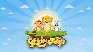 Sticky Jump - Steps Climber