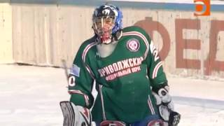 Хоккей строгого режима