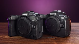 Canon R5 & R6 Review: GOOD Cameras. TERRIBLE Marketing.