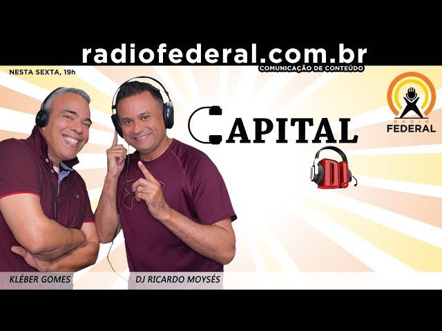 NO AR CAPITAL DJ - 30/07/2021 - 1/2 Ano Já Foi