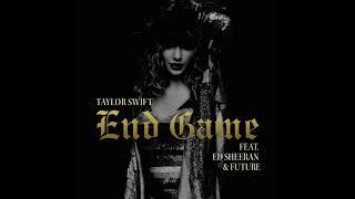 Taylor Swift - End Game (Hamang Remix) ft. Ed Sheeran,  Future