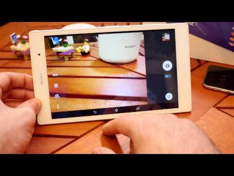 Sony Xperia Z3 Tablet Compact teszt