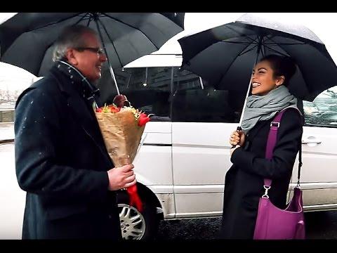 Что возит Сати Казанова в своём Mercedes-Benz Viano