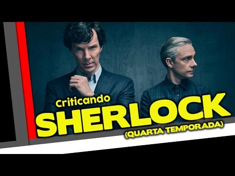 Criticando: Sherlock - 4ª Temporada (SEM SPOILERS!)