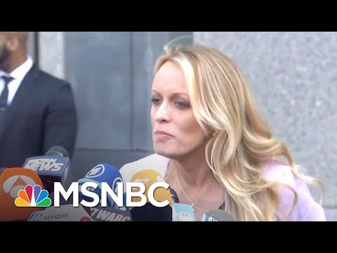 Stormy's Lawyer On The Fox News 'Bomb' That Went Off In Court | The Beat With Ari Melber | MSNBC