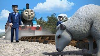 Томас и его друзья ОВЦЫ НА ДОРОЖКЕ Ещё больше эпизодов Детские мультики Видео для детей