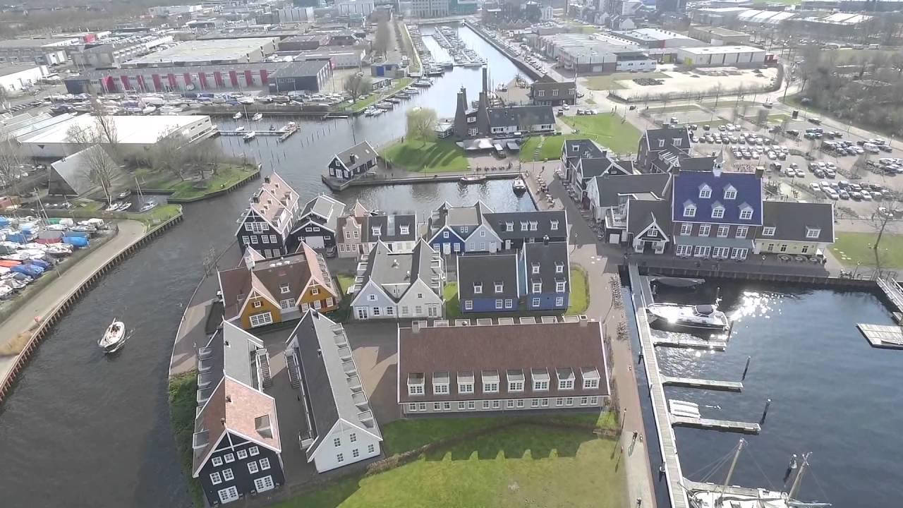 Haven Van Huizen : De oude haven van huizen youtube