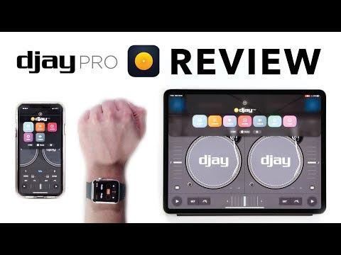Algoriddim DJAY Review - The ultimate cross platform DJ software?