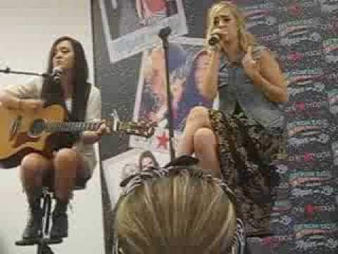 9/1/13- Megan & Liz- In The Shadows Tonight (Macy's Coral Square Mall)