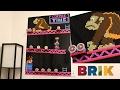 watch he video of Donkey Kong K-Cup LEGO Shelf   Brik Home