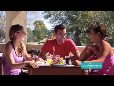 Club Vacances Corfou : Le Club Marmara Corfou