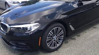 All New 2018 BMW 530e