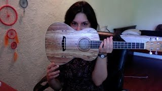 Hey There Delilah Ukulele Cover
