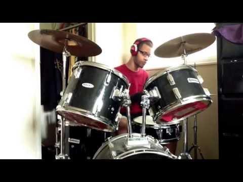 Joe Pace & The Colorado Mass Choir - Enter In (Drum Cover)