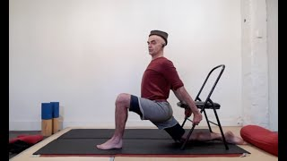 Mild backbending with Andrew Kelly.