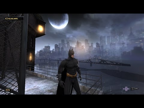 Batman Begins | GameCube Longplay (Part 2 of 2)