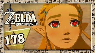 THE LEGEND OF ZELDA BREATH OF THE WILD Part 178: Zelda verliebt sich?