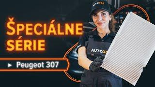 Ako vymeniť Riadiaca tyč PEUGEOT 307 SW (3H) - online zadarmo video