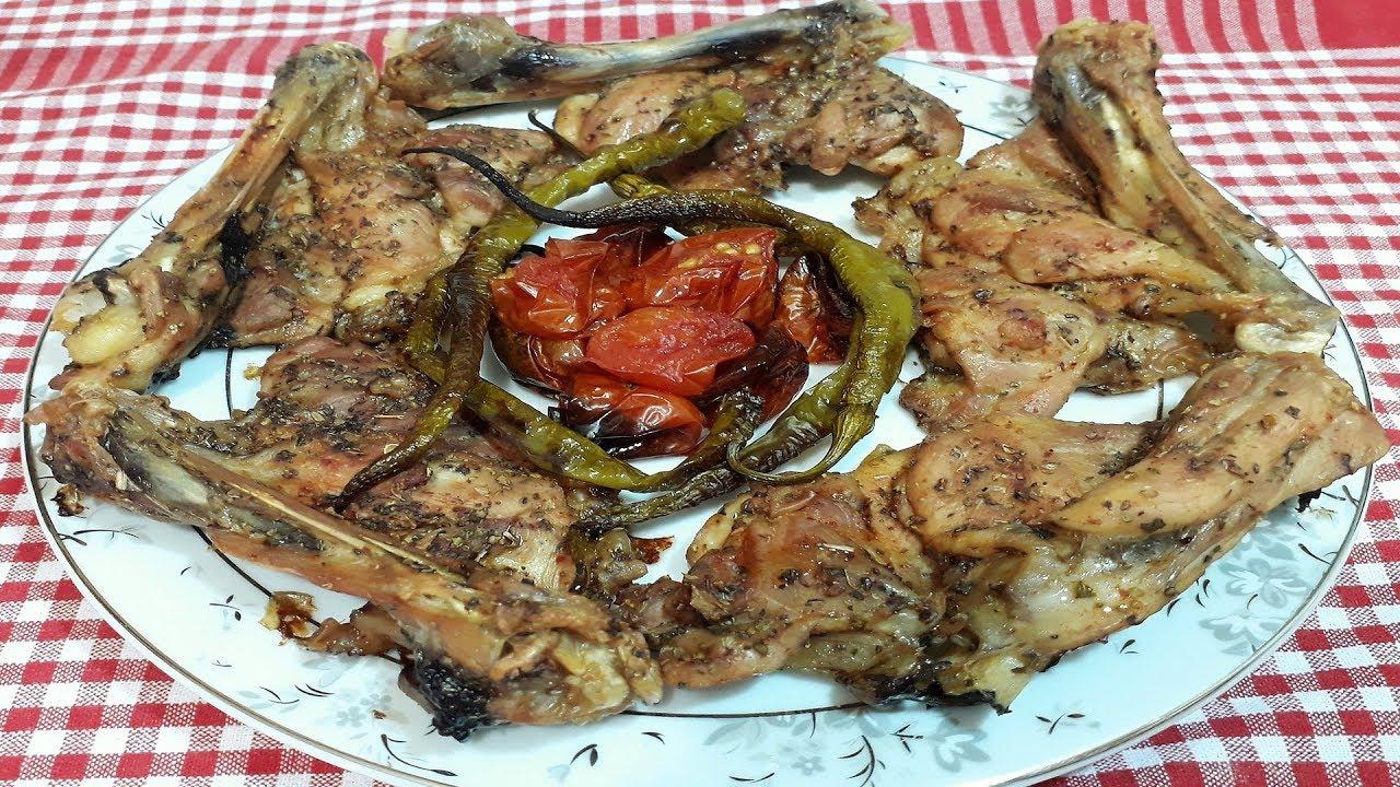 Fırında Tavuk Pirzola Videosu