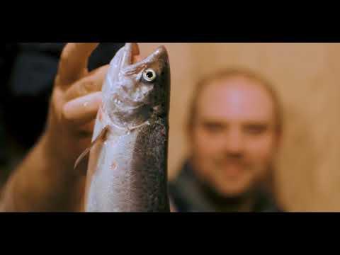 Rod's Alaskan Guide Service Ice Fishing Adventure--Fish On!!