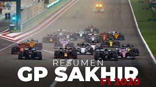 Resumen del GP de Sakhir - F1 2020