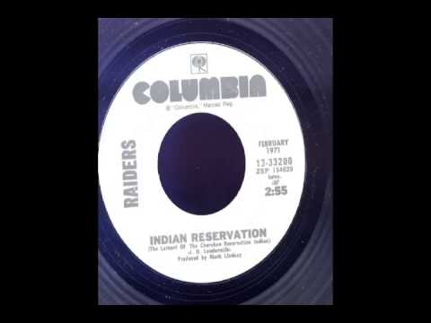 Paul Revere and The Raiders - Indian Reservation (1971)