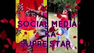 Dabbu uncle viral dance video (sanjeev shrivastava) By Rashi 😊😊