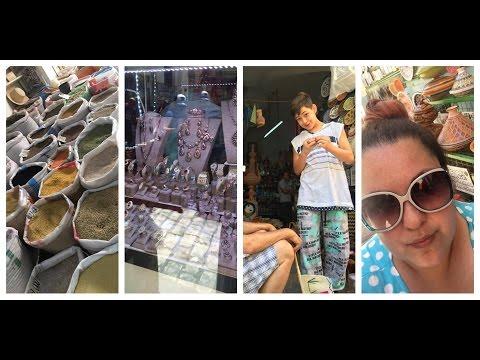 De Shopping En Tunisia Y De Paseo - Blogging In Tunisian