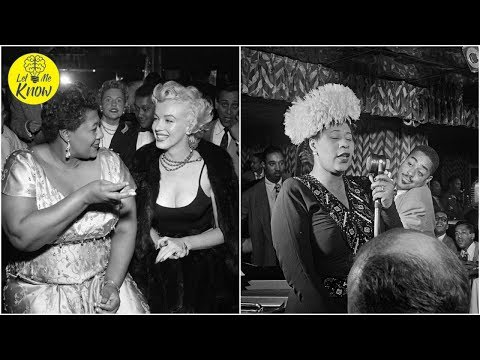 Marilyn Monroe's Star Was Soaring When She Changed Ella Fitzgerald's Life With A Single Phone Call Mp3