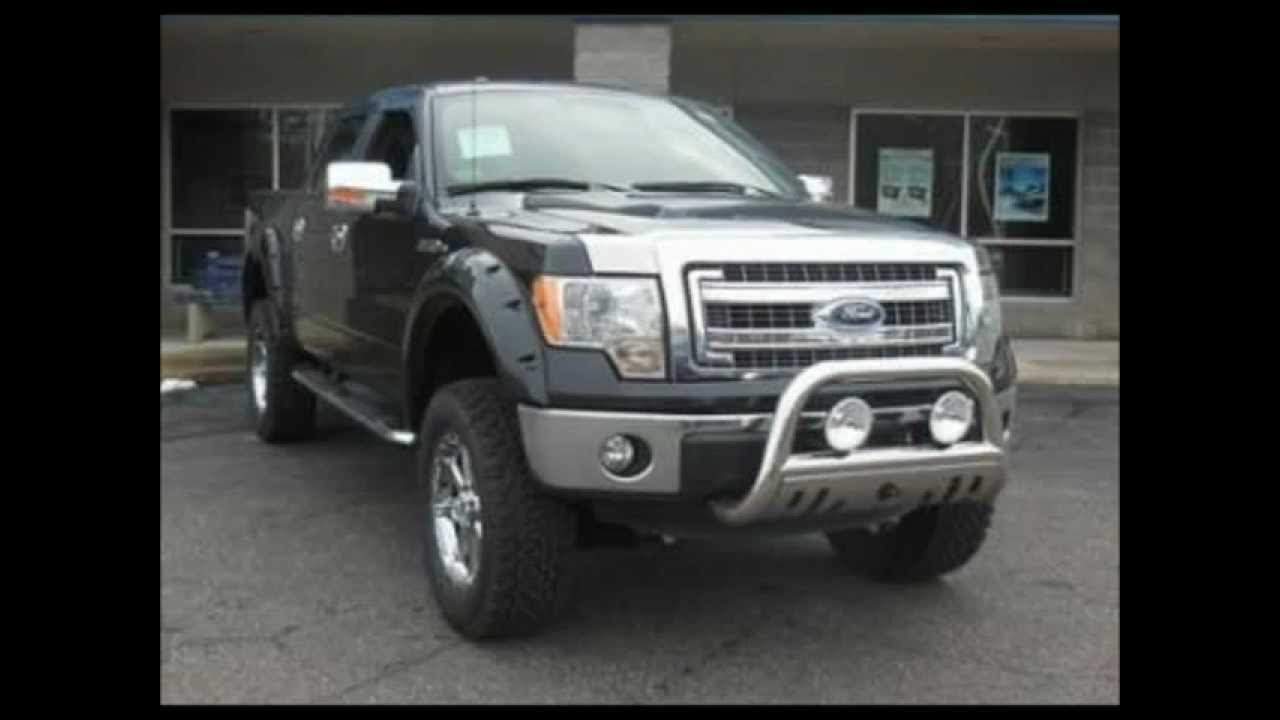 2013 ford f 150 fx4 leveled and lifted trucks edwards ford - 2013 Ford F 150 Rocky Ridge Altitude Lifted Truck For Sale