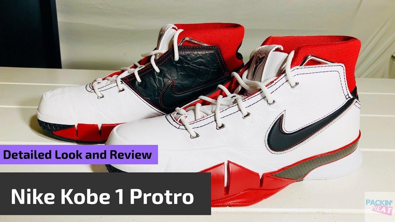 sale retailer 8d7cd 1af47 Nike Kobe 1 PROTRO