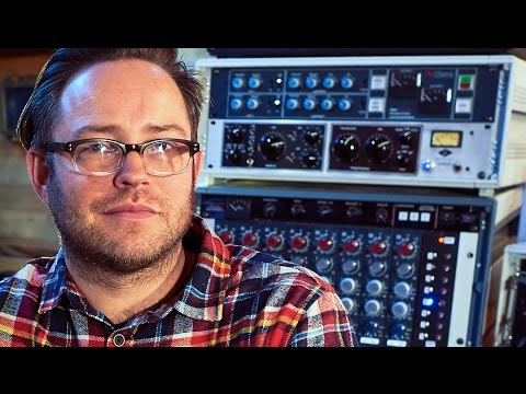 Myles Clarke talks about working with Pete Townshend at Grand Cru Studios