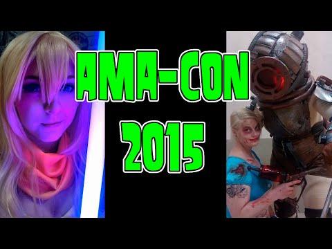 Ama-Con 2015! The Brain Drain