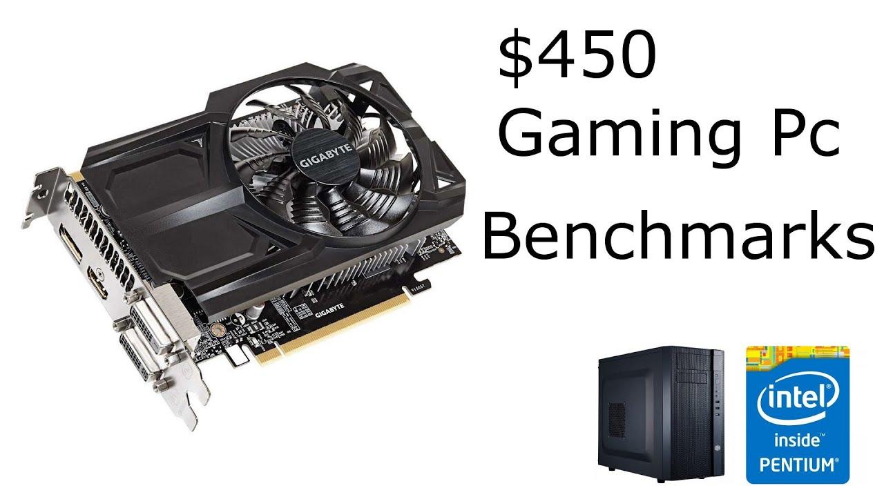 gaming pc 450€