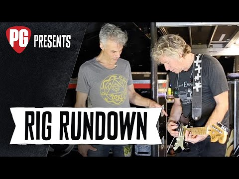 Rig Rundown - U2's The Edge