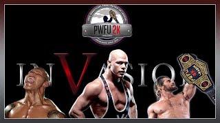 Kurt Angle, Seth Rollins and Randy Orton prepare For WAR!