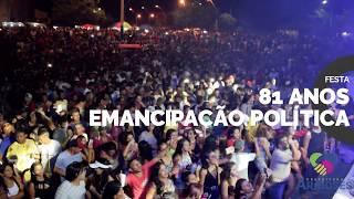 Gambar cover Festa de 81 anos de emancipação política de Araioses   Prefeitura de Araioses