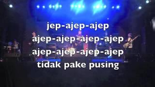 Video Ajep-Ajep (Disko Jalanan) download MP3, 3GP, MP4, WEBM, AVI, FLV Agustus 2018