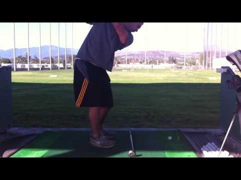 Sean Adachi golf range