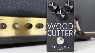 Big Ear N.Y.C. Wood Cutter