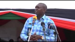 I am not illiterate, Kapseret MP Oscar Sudi says