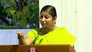 Kavitha Speech || Solomon Papiah Pattimandram || Impact of Social Media on Students