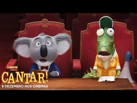 """""""Cantar!"""" - Segundo Trailer Oficial Dobrado (Universal Pictures Portugal)"""