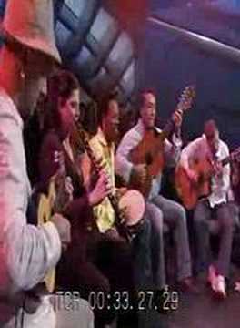 Choro Ensemble at Jô Soares