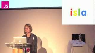 Mary Rose Cook: A programming language for children