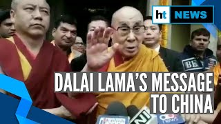 'We Have Power Of Truth, Chinese Communists Have Power Of Gun': Dalai Lama