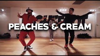 Peaches & Cream - 112 (DANCE CLASS)